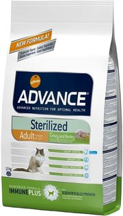 Advance Adult Sterilized Turkey/Barley фото