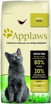 Applaws Senior Cat Chicken фото