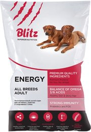 Blitz Adult All Breeds Energy 15 kg фото