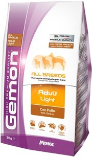 Gemon Adult All Breed Light 3 kg фото