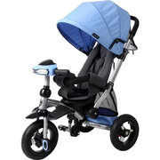 Moby Kids Stroller trike 10x10 AIR Car фото