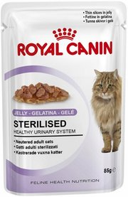 Royal Canin Sterilised Jelly фото