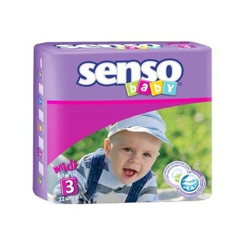 Памперсы сенсо беби отзывы цена